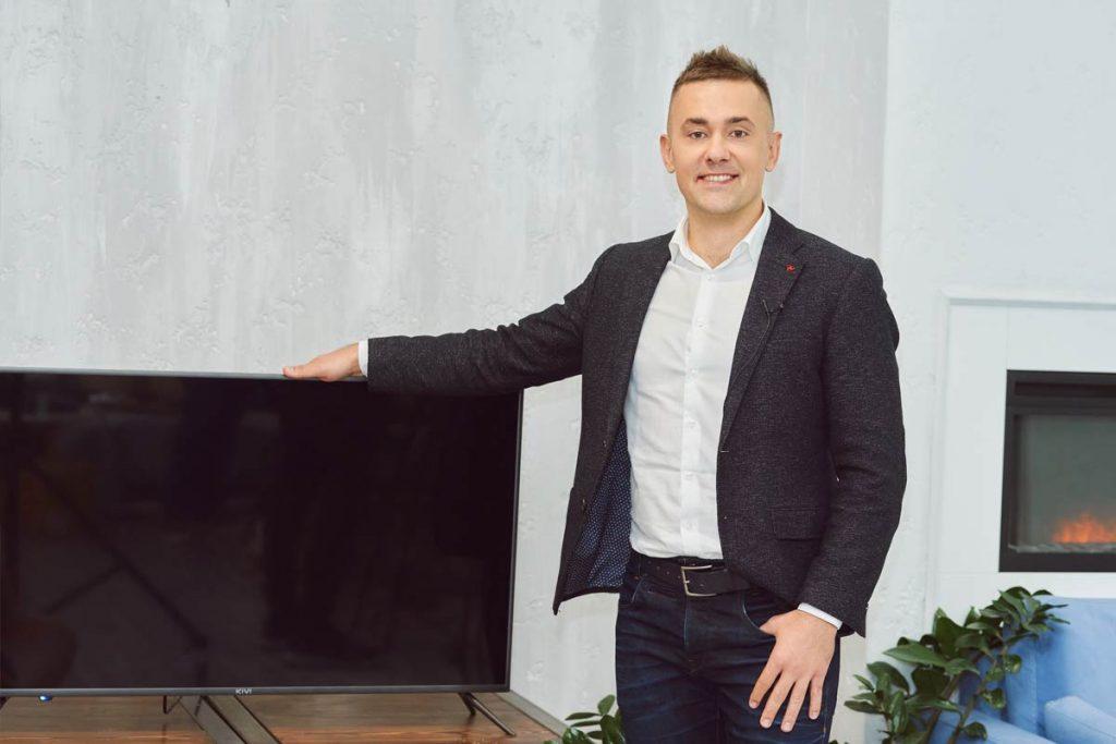 Евгений Руденко CEO Kivi