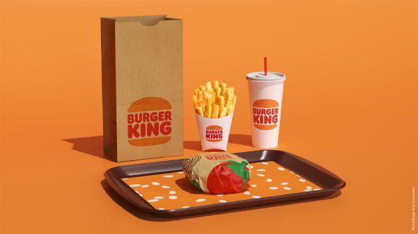 Ребрендинг Burger King
