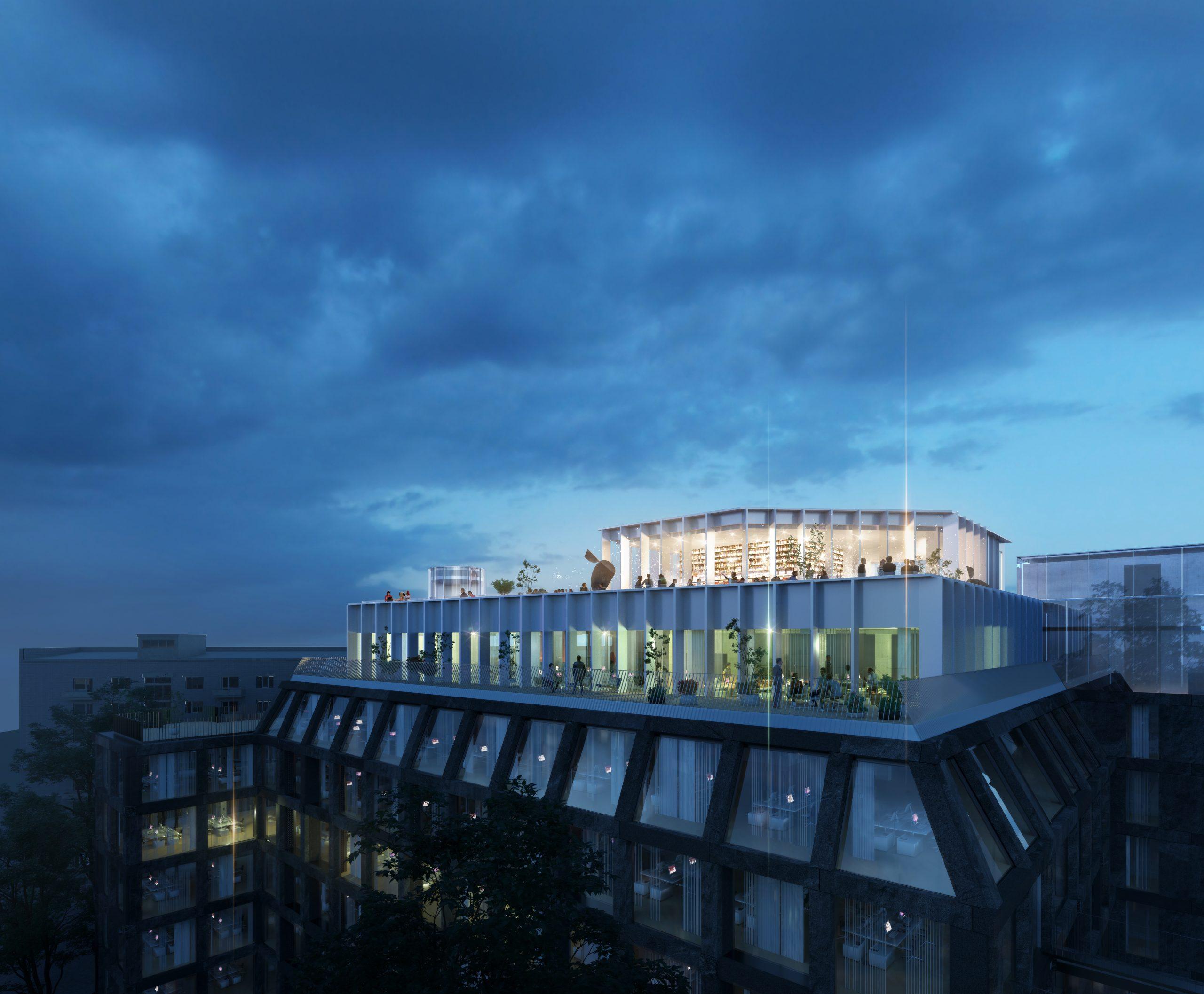 ANDRIYIVSKA VIEW 2 night roof