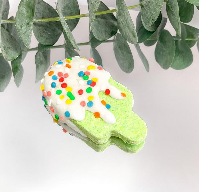 Бомбочка-мороженое «Тутти-фрутти»
