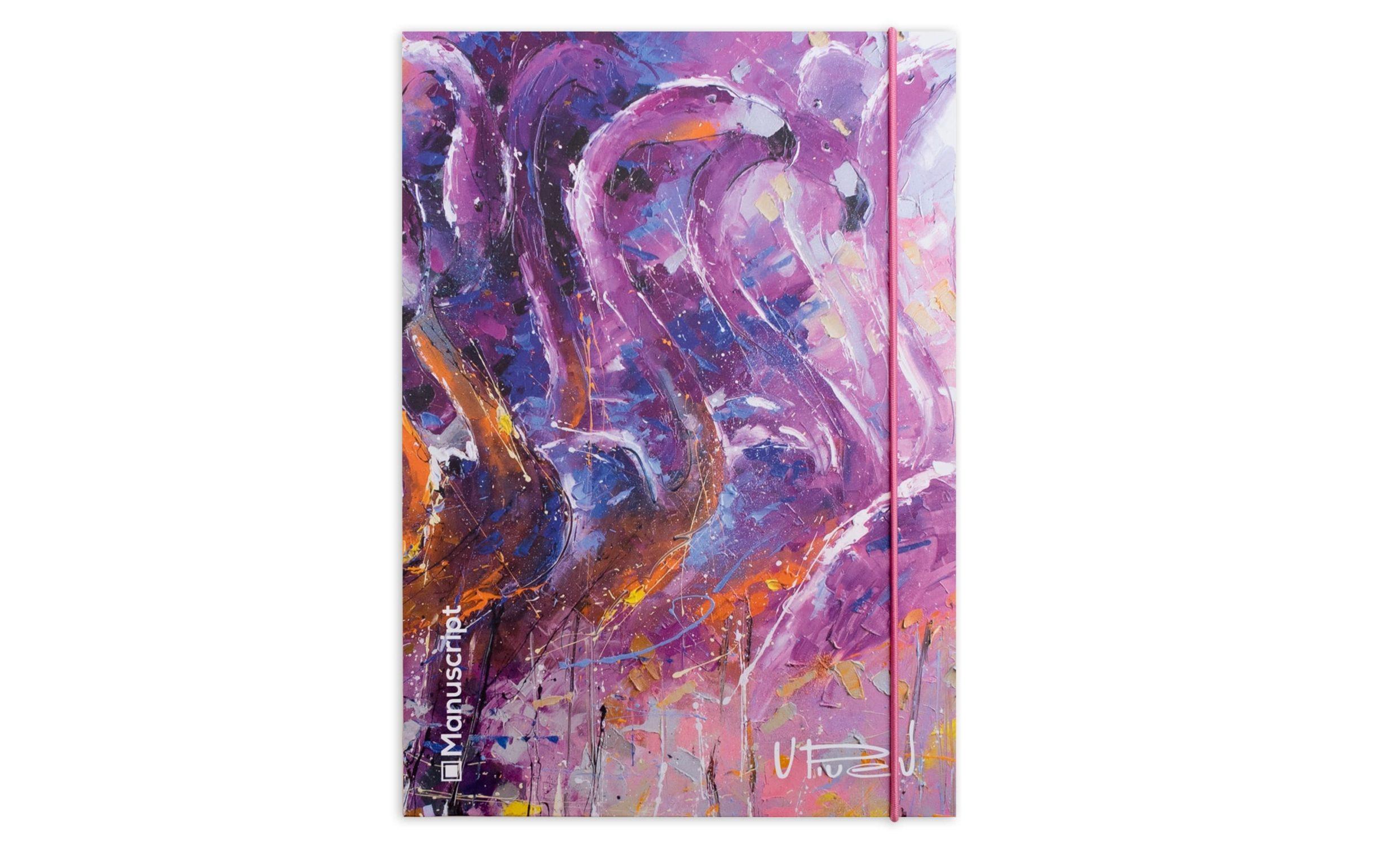 На обложке изображена картина «Гармония» украинского художника Владимира Пивня