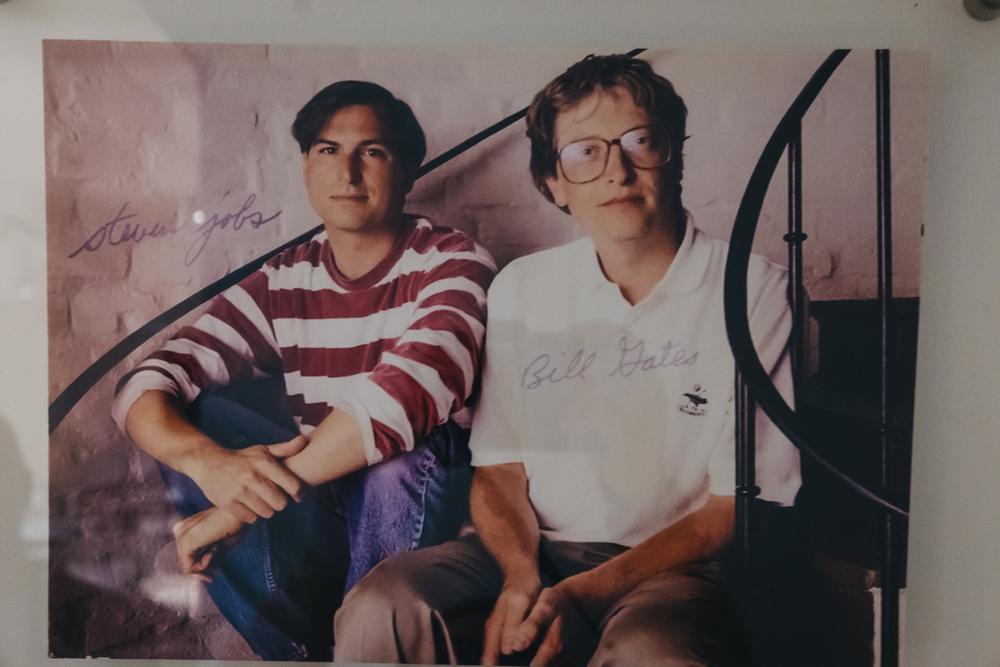 Історія суперництва Стіва Джобса і Білла Ґейтса: хто в кого вкрав ідею операційної системи