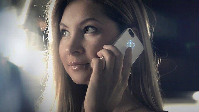 Фото для рекламной кампании Lunecase