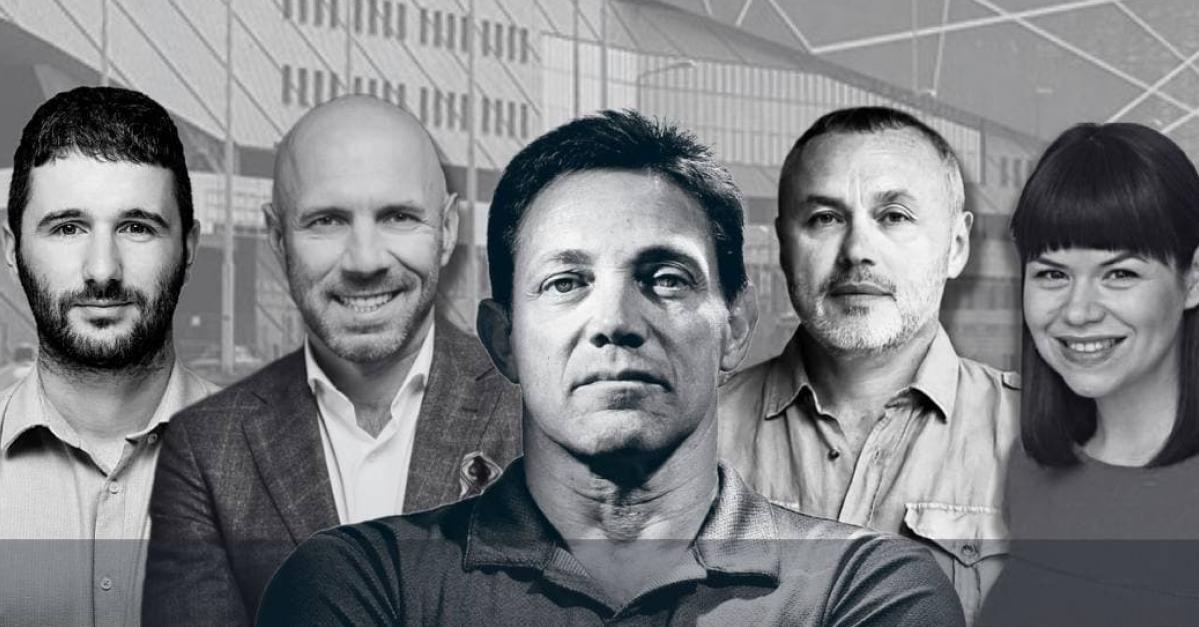 Big Business Day: у Львові виступатимуть Джордан Белфорд, Ілля Рейніш, Людмила Калабуха та інші